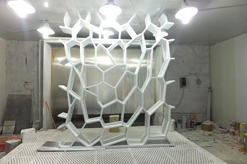 玻璃钢艺术架多少钱