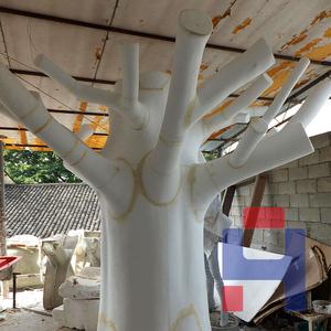 树形雕塑造型