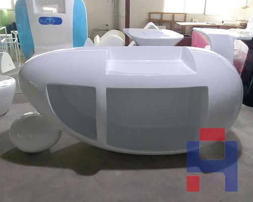 深圳玻璃钢前台定制厂家