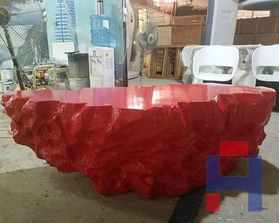 惠州玻璃钢前台价格