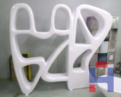 玻璃钢置物架