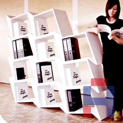 玻璃钢书架