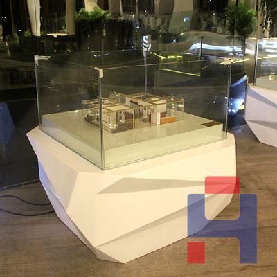 玻璃钢楼盘展示台
