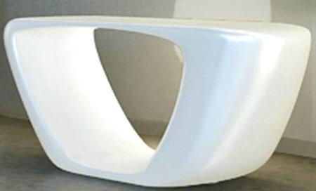 玻璃钢T型前台
