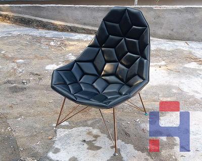 玻璃钢稻壳椅子