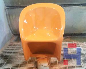 玻璃钢美人椅子
